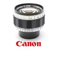 Canon  (L) 50mm F1.2