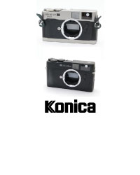 KONICA HEXAR RF