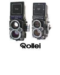 Rollei ローライフレックス 2.8シリーズ