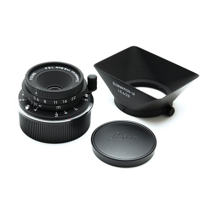 LEICA ズマロン M28mm F5.6 Limited Edition ブラック