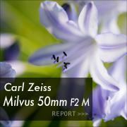 Carl Zeiss (カールツァイス) Milvus 50mm F2 Mフォトプレビュー