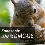 Panasonic LUMIX DMC-G8フォトプレビュー