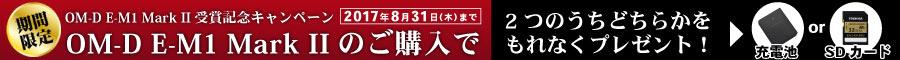 オリンパス受賞記念キャンペーン