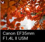 Canon EF35mm IIのKasyapaはこちら