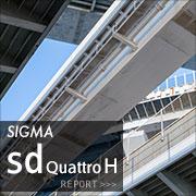 SIGMA sd Quattro Hフォトプレビュー