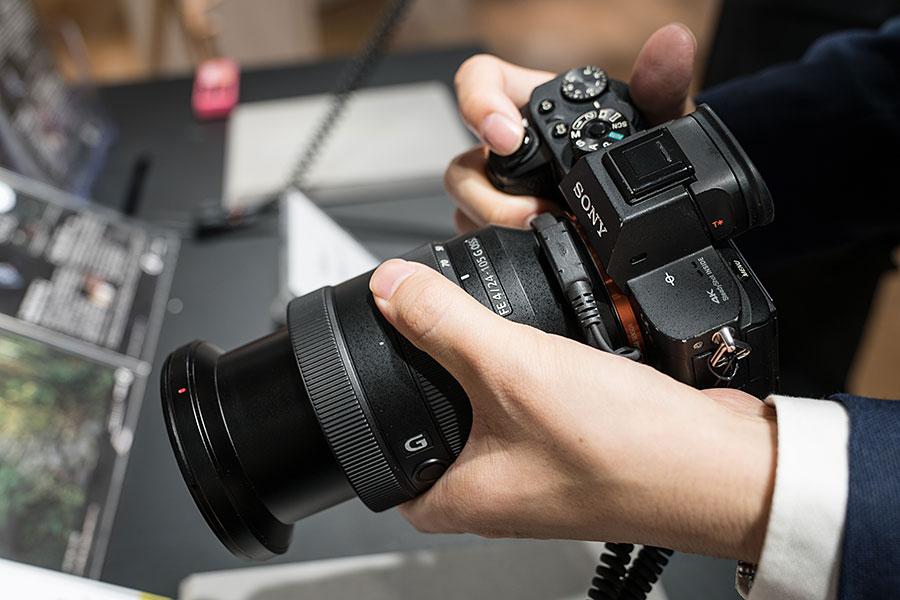 FE24-105mm F4 G OSS
