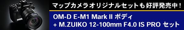 オリンパスOM-D E-M1 MarkII オリジナルセット