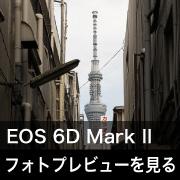 Canon EOS 6D Mark II フォトプレビューはこちら