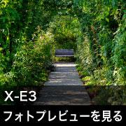 FUJIFILM X-E3フォトプレビューはこちら