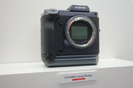Photokina2018発表 GFX100M