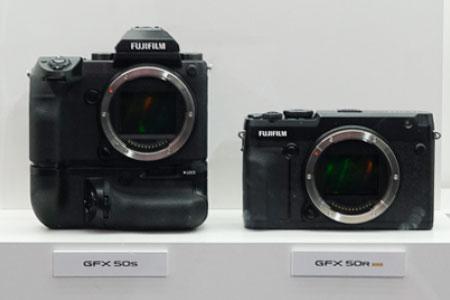 Photokina2018 GFX50Sと50R