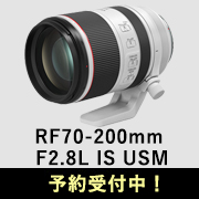 Canon RF70-200mm F2.8L IS USM