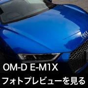 OLYMPUS OM-D E-M1X フォトプレビュー