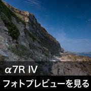 SONY (ソニー) α7R IV フォトプレビュー