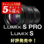 Panasonic (パナソニック) LUMIX SPRO/Sレンズ