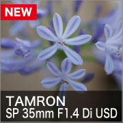 TAMRONSP 35mm F1.4 Di USD