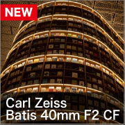 Carl Zeiss Bates 40mm F2