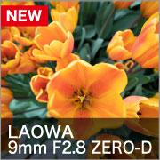 LAOWA 9mm F2.8 ZERO-D