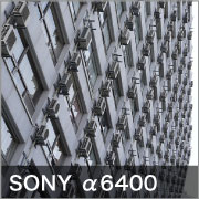 SONY 6400