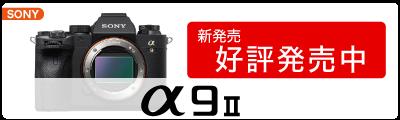 SONY (ソニー) α9II ボディ ILCE-9M2