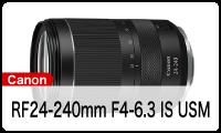 Canon (キヤノン) RF24-240mm F4-6.3 IS USM