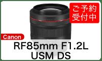 Canon (キヤノン) RF85mm F1.2L USM DS