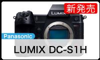 Panasonic (パナソニック) LUMIX DC-S1H ボディ