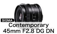 SIGMA Contemporary 45mm F2.8 DG DN