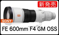 SONY (ソニー) FE 600mm F4 GM OSS