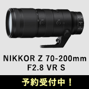 NIKON Z70-200mm F2.8