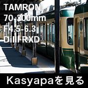 TAMRON 70-300mm F4.5-6.3 DiIII フォトプレビュー