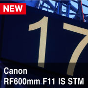 Canon (キヤノン) RF600mm F11 IS STM