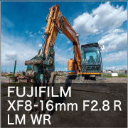 FUJIFILM (フジフイルム) フジノン XF8-16mm F2.8 R LM WR
