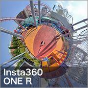Insta360(インスタサンロクマル) ONE R