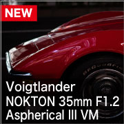 Voigtlander NOKTON 35mm F1.2 Aspherical III VM