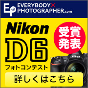 Nikon D6フォトコンテスト結果発表