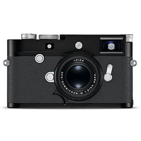 Leica M10-P Black & Grey Edition