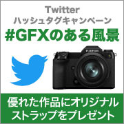GFX Twitterハッシュタグキャンペーン