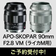 APO-SKOPAR 90mm F2.8 VM
