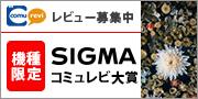 SIGMA コミュレビ大賞