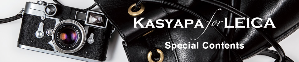 Kasyapa for Leica