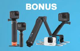 GoPro カメラ ご購入キャンペーン