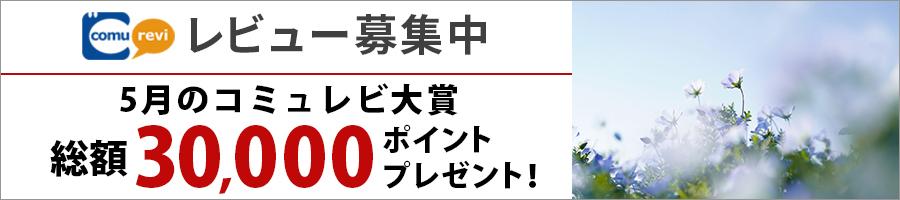 5月コミュレビ大賞