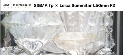 SIGMA fp x Leica Summitar L 50mm F2