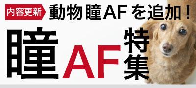 瞳AF特集