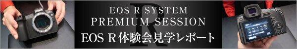 EOS R体験会レポート
