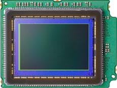 約3030万画素・高性能35mmフルサイズCMOSセンサー