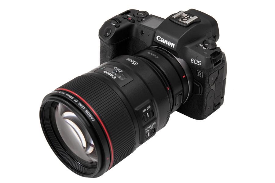 EOS R + EF85mm F1.4L IS USM