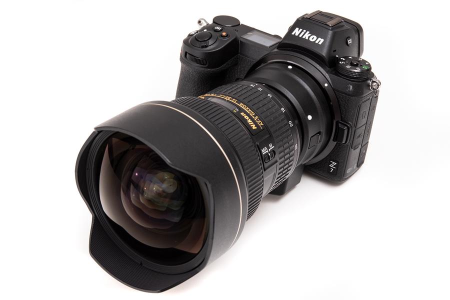Nikon Z + AF-S 14-24mm F2.8 G ED