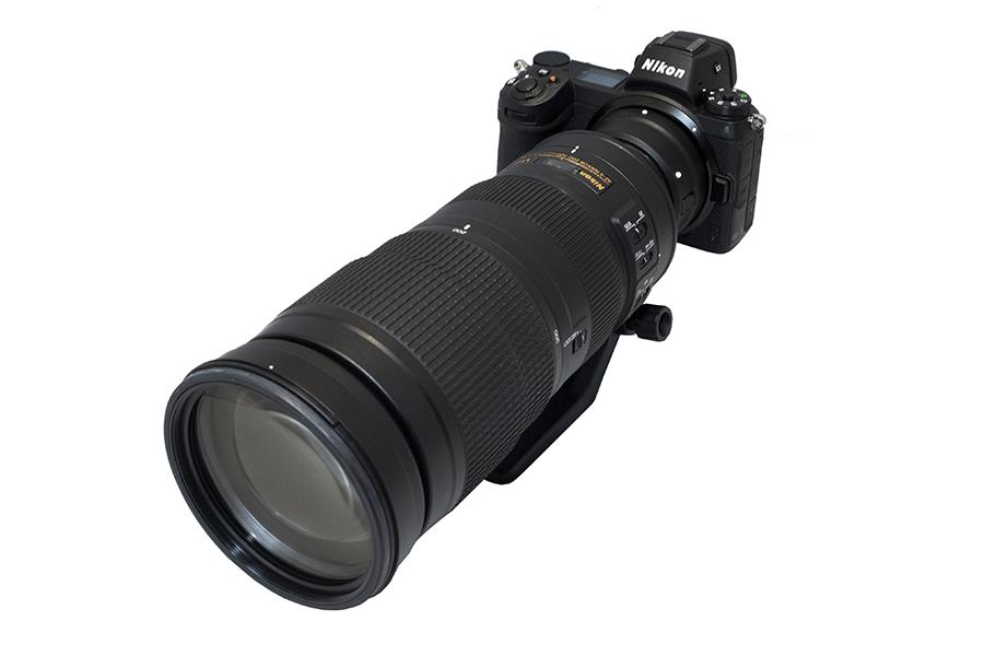 Nikon Z + AF-S 200-500mm F5.6E ED VR
